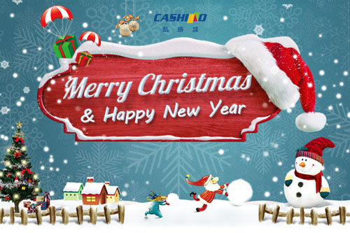 Cashino Wishes You Merry Christmas and Happy New Year