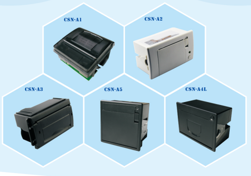 Micro Panel Printer in Electronic Weighting Instruments