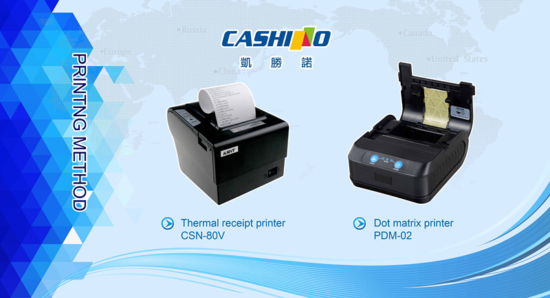 Welcome to CASHINO micro printing world