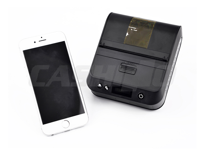 Wireless, Light, High Definition Mobile Printer for Android, iPhone, iPad device